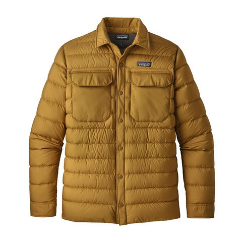 Patagonia Men's Silent Down Shirt Winter 2018