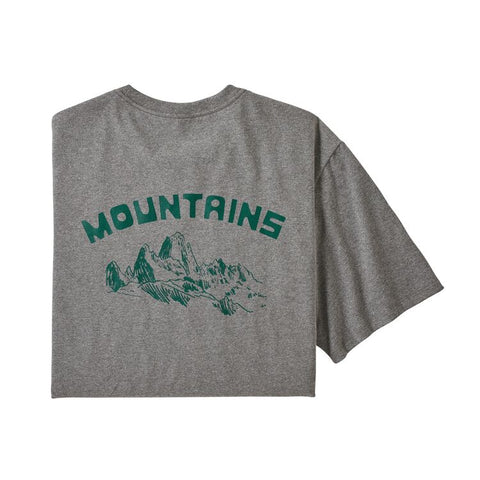 Patagonia Men's Playlands Responsibili-Tee Shirt Spring 2020