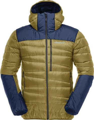 Norrona Men's Falketind Down Hoodie Jacket Winter 2018