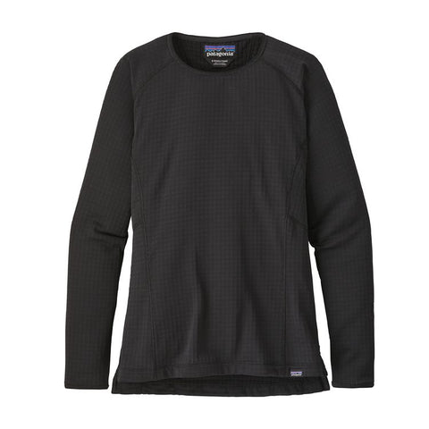 Patagonia Women's R1 Fleece Long-Sleeved Crew Spring 2019