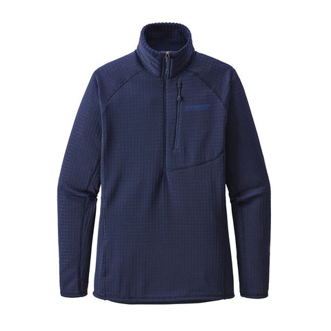 Patagonia Women's R1 Fleece Pullover Winter 2018