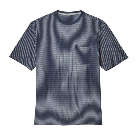 Patagonia Men's Trail Harbor Pocket Tee Spring 2019