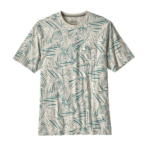 Patagonia Men's Squeaky Clean Pocket Tee Spring 2019