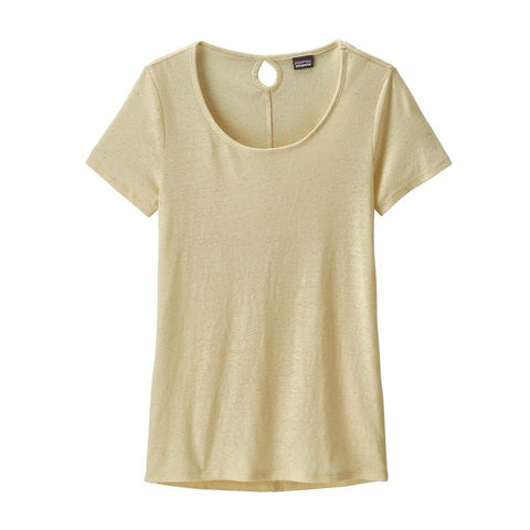Patagonia Women's Mount Airy Scoop Tee Spring 2019