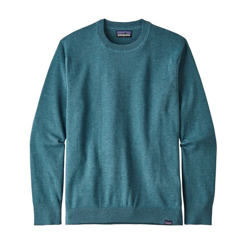 Patagonia Men's Long-Sleeved Yewcrag Crew Spring 2019