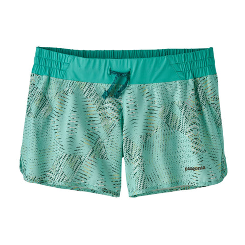 "Patagonia Women's Nine Trails Shorts - 4"" Spring 2018"