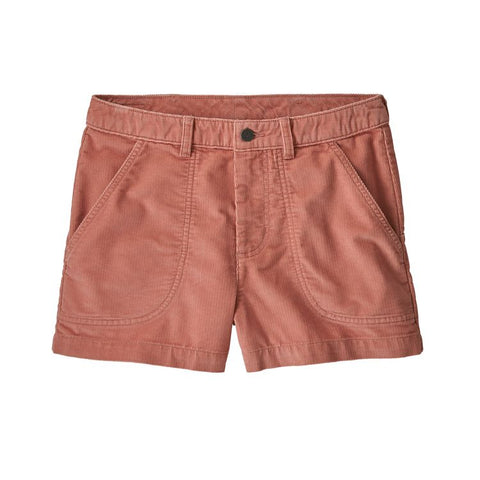 "Patagonia Women's Cord Stand Up Shorts - 3"" Spring 2019"