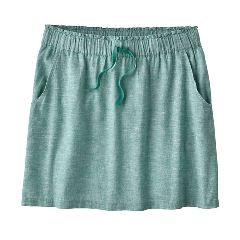 Patagonia Women's Island Hemp Beach Skirt Spring 2018