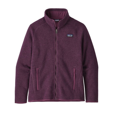 Patagonia Girls' Better Sweater® Fleece Jacket Winter 2019