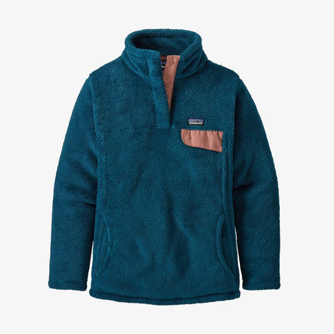 Patagonia Girls' Re-Tool Snap-T Pull-Over - Spring 2021