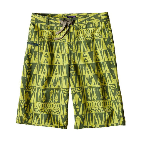 Patagonia Boy's Wavefarer Shorts Summer 2017