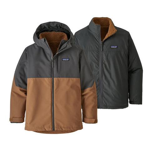Patagonia Boys' 4-In-1 Everyday Jacket Winter 2019