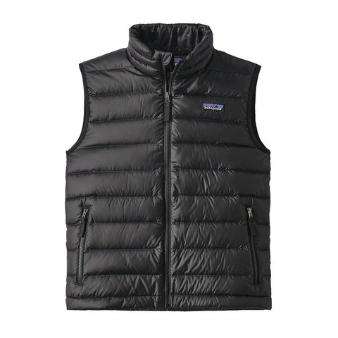 Patagonia Boys' Down Sweater Vest Winter 2019