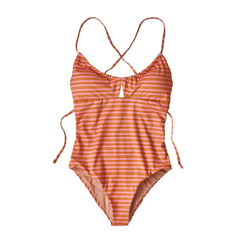 Patagonia Women's Glassy Dawn One-Piece Swimsuit Spring 2019