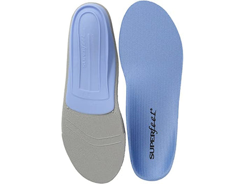 Superfeet Blue Insoles Size F Winter 2020