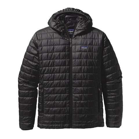 Patagonia Men's Nano Puff Hoody Jacket Winter 2017
