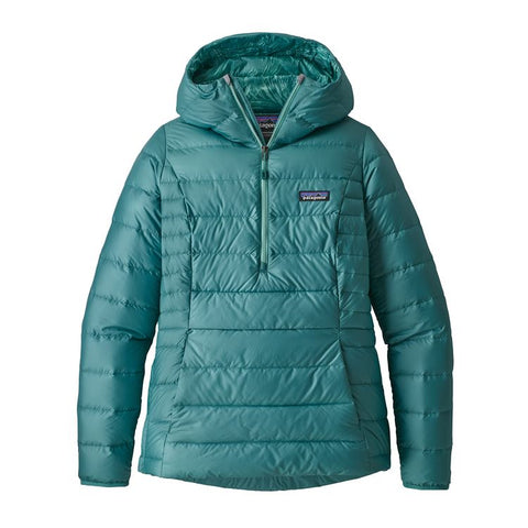 Patagonia Women's Down Sweater Hoody Pullover Winter 2018