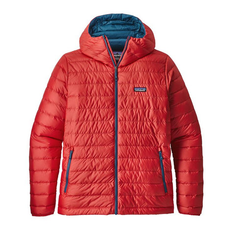 Patagonia Men's Down Sweater Hoody Winter 2018