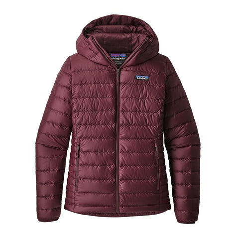 Patagonia Women's Down Sweater Hoody Winter 2018