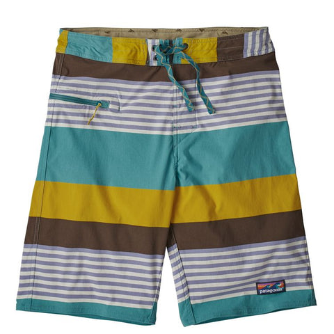 "Patagonia Men's Stretch Wavefarer Boardshorts - 21"" Spring 2019"