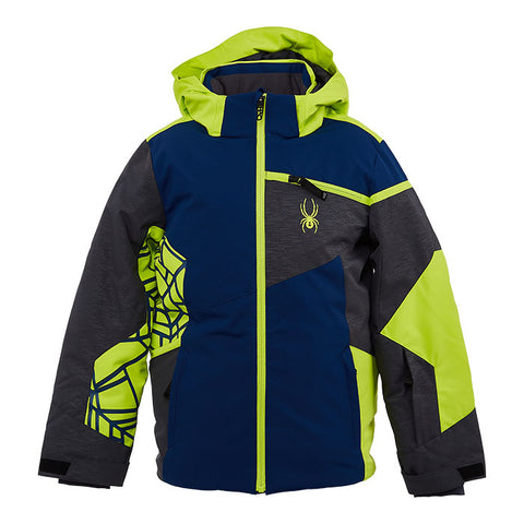 Spyder Boys Challenger Jacket - Winter 2020/2021