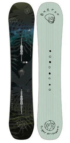 Burton Men's Flight Attendant Snowboard Winter 2018