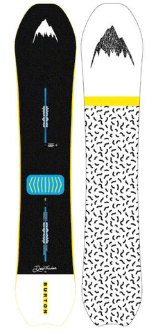 Burton Men's Deep Thinker Snowboard Winter 2018