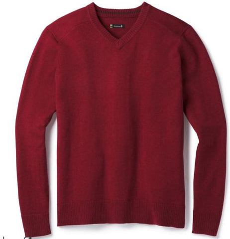 Smartwool Men's Sparwood V-Neck Sweater Winter 2018