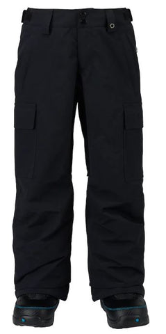 Burton Boys Elite Cargo Pant Winter 2018