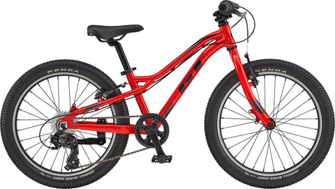 GT Bicycles 20 Stomper Prime Red Spring 2020