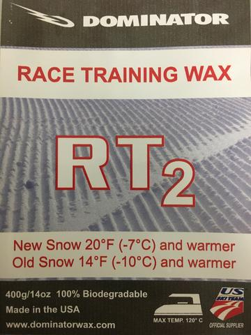Dominator Race Training Wax Warm 400g Winter 2020