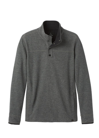 Prana Men's Leonidas Long Sleeve Henley Winter 2019
