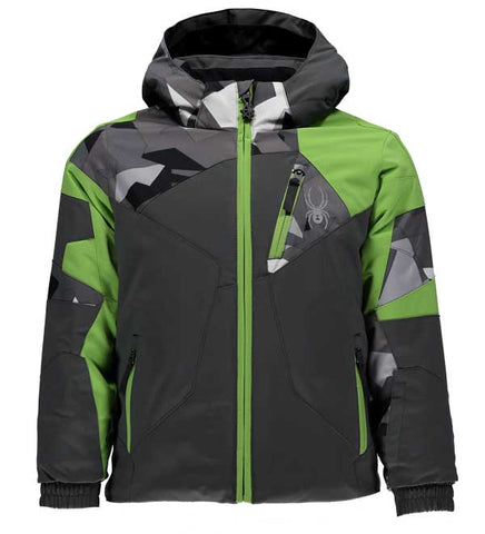 Spyder Mini Leader Jacket Winter 2017
