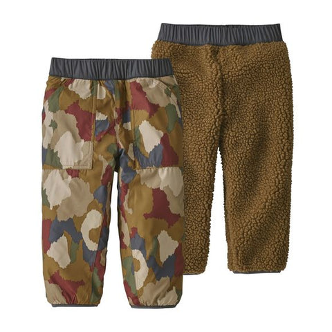 Patagonia Baby Reversible Tribbles Pant Fall 2018