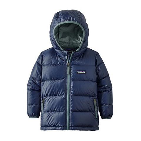 Patagonia Baby Hi-Loft Down Sweater Hoody Fall 2018