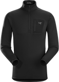 Arcteryx Men's Rho AR Zip Neck Winter 2016
