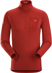 Arcteryx Men's Rho AR Zip Neck Winter 2017