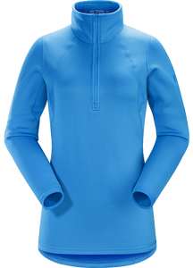 Arcteryx Women's Rho AR Zip Neck Winter 2017