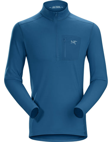 Arcteryx Men's Rho LT Zip Neck Winter 2019