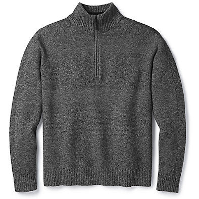 Smartwool Men's Ripple Ridge Half Zip Sweater Winter 2018