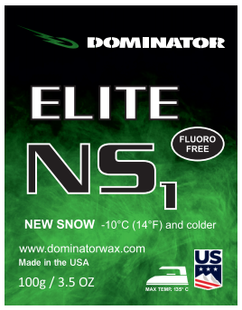 Dominator Elite NS1 (100g) Wax Winter 2020