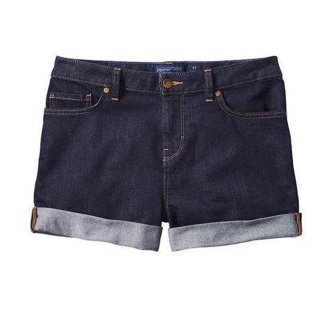 Patagonia Women's Denim Shorts Summer 2016
