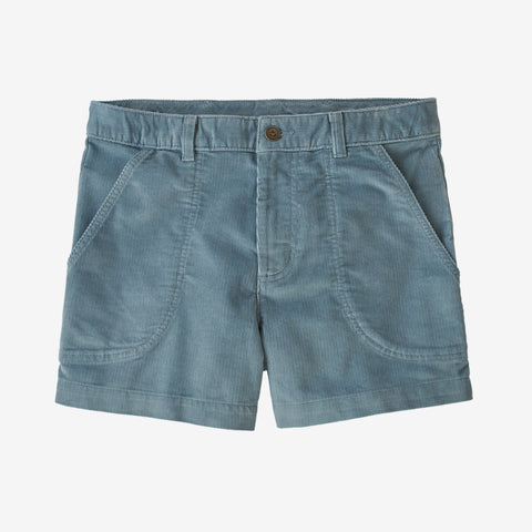 Patagonia Women's Cord Stand Up Shorts Spring 2020
