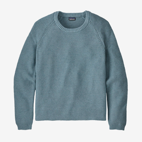 Patagonia Women's Long Sleeve Organic Cotton Spring Sweater Spring 2020