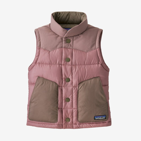 Patagonia Baby Bivy Down Vest Fall 2020