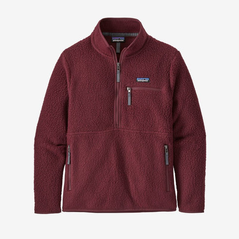 Patagonia Women's Retro Pile Fleece Marsupial Fall 2020