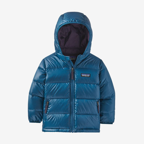 Patagonia Baby Hi-Loft Down Sweater Hoody Fall 2020