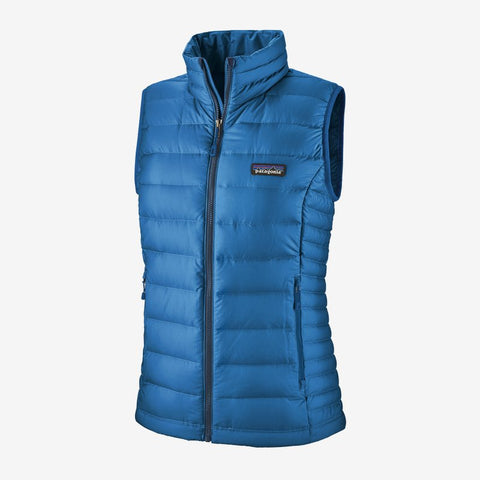 Patagonia Women's Down Sweater Vest Fall 2020