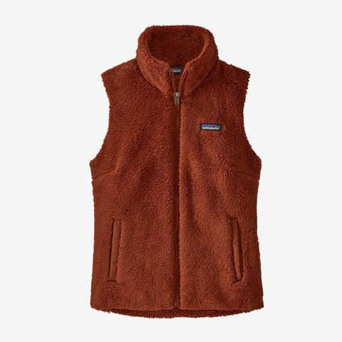 Patagonia Women's Los Gatos Fleece Vest Fall 2020
