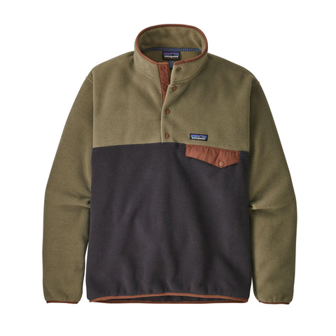 Patagonia Men's Lightweight Synchilla Snap-T® Fleece Pullover Winter 2019
